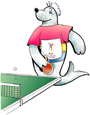 Table Tennis logo